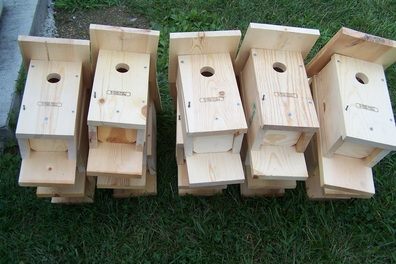 Revised Lenker Nest Box Plans Welcome to the Bluebird Society of